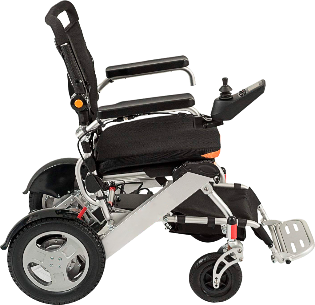 Electric Folding Wheelchairs - from $1,895 - Rolstoel
