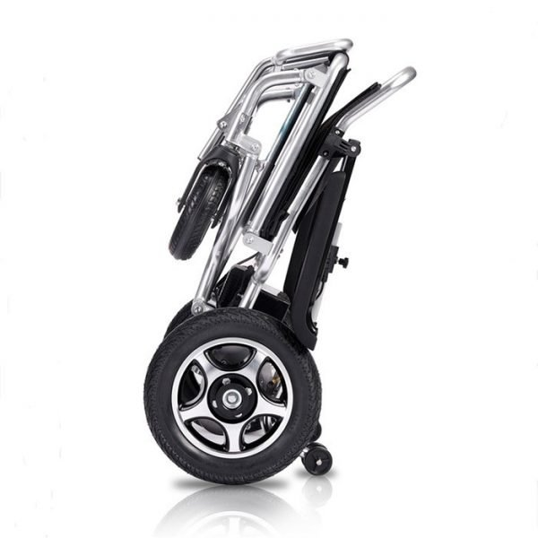 eVolt Foldable Power Wheelchair