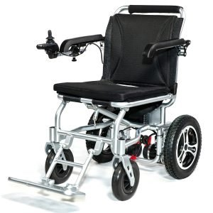eVolt Folding Power Wheelchair