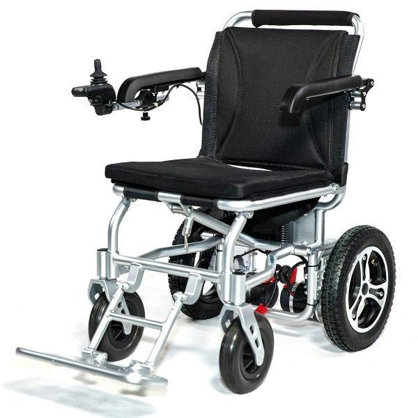 eVolt Folding Power Wheelchair