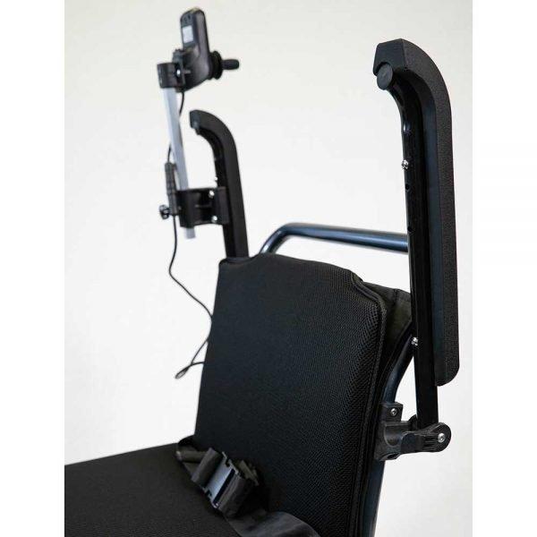 eVolt Folding Power Wheelchair Arms
