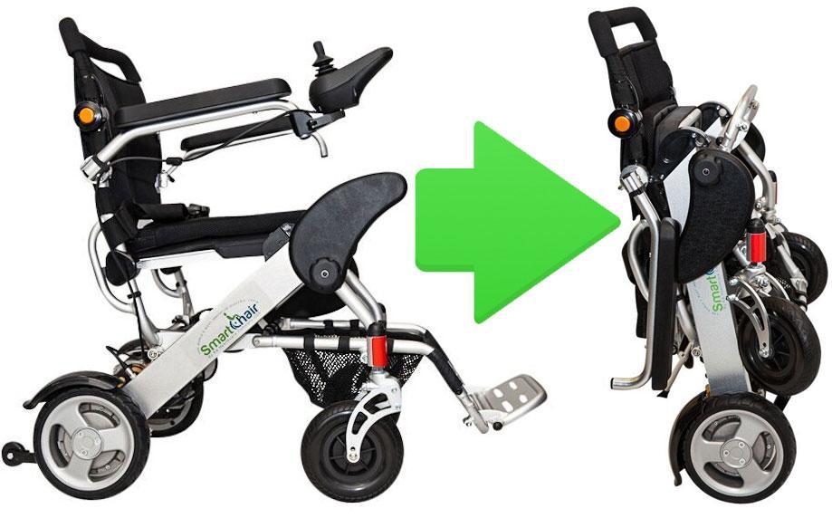 KD Smart Chair Standard best lightweight folding power wheelchair 2000x 1