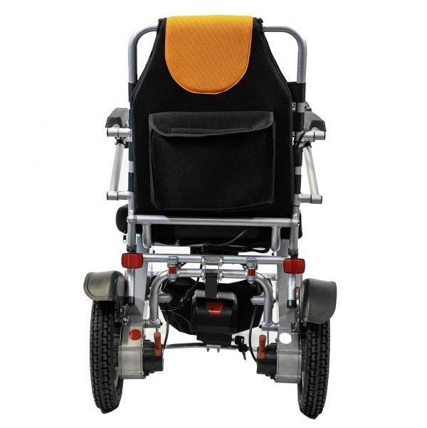 Move Lite wheelchair back
