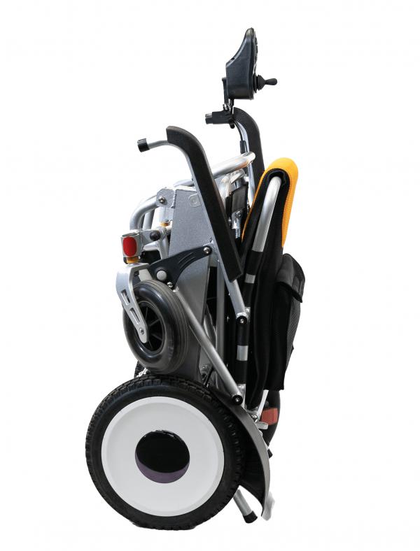 Move Lite wheelchair folded