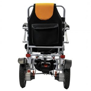 Move Lite wheelchair back