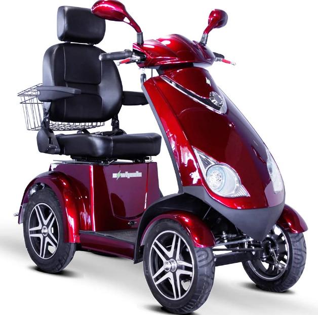 E Wheels 72 4 Wheel Scooter