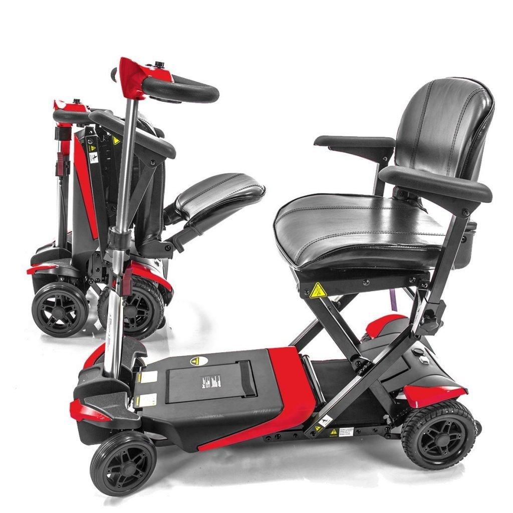 Enhance Mobility Transformer Scooter
