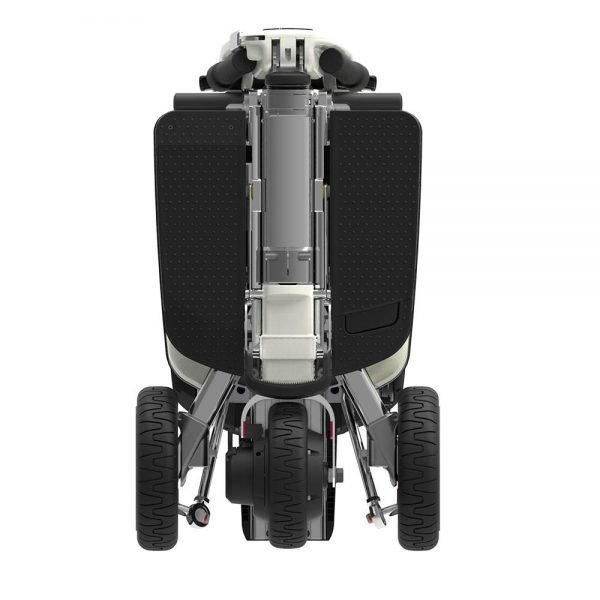 Atto Folding Mobility Scooter bottom