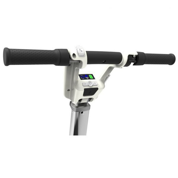 Atto Folding Mobility Scooter handlebar