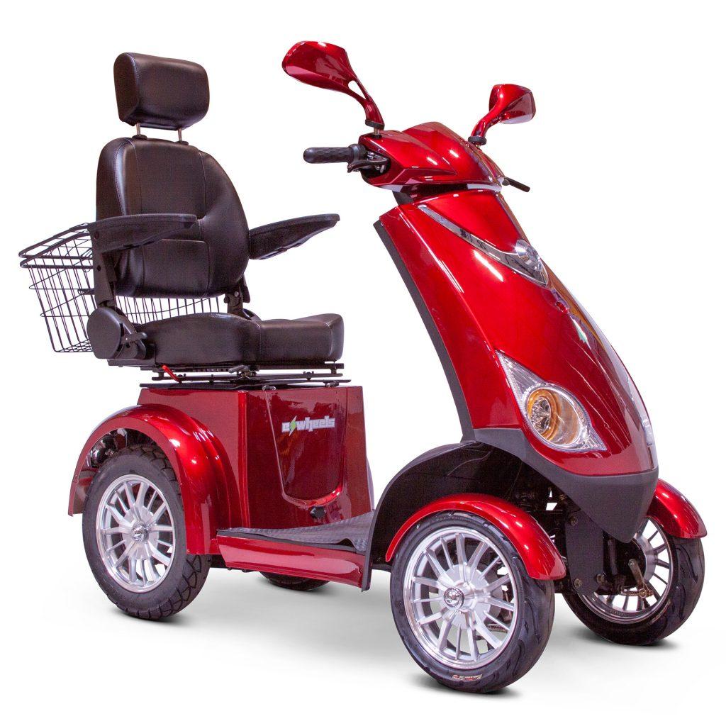 E Wheels 72 front