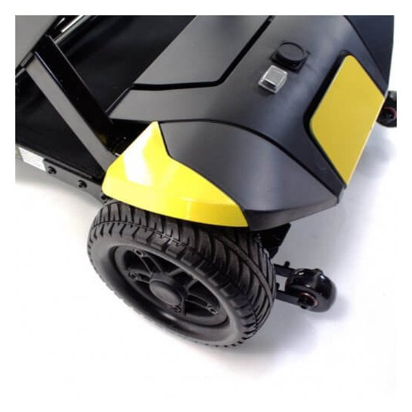 Enhance Mobility Transformer Scooter back wheels
