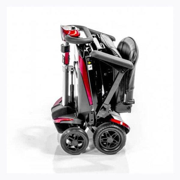 Enhance Mobility Transformer Scooter folded