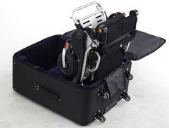 KD Smart Chair power wheelchair travel case bag luggage medium