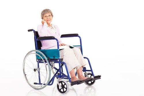 benefits wheelchair