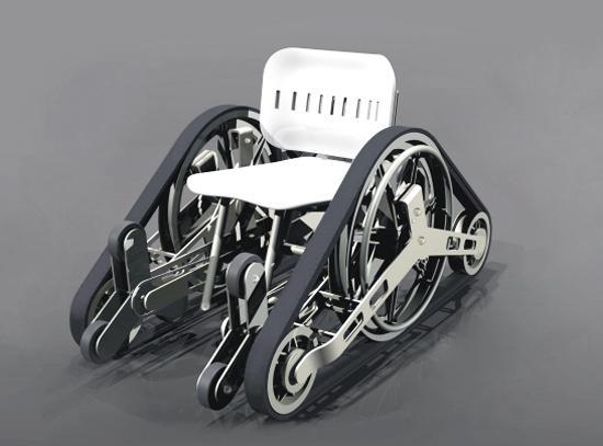 futuristic wheelchair designs 13