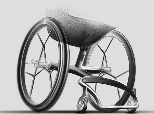 futuristic wheelchair designs 19