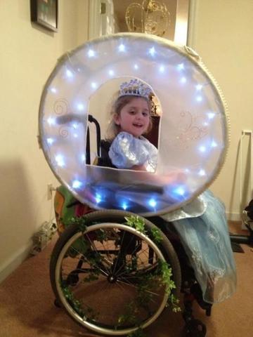 halloween cinderella wheelchair 10 large