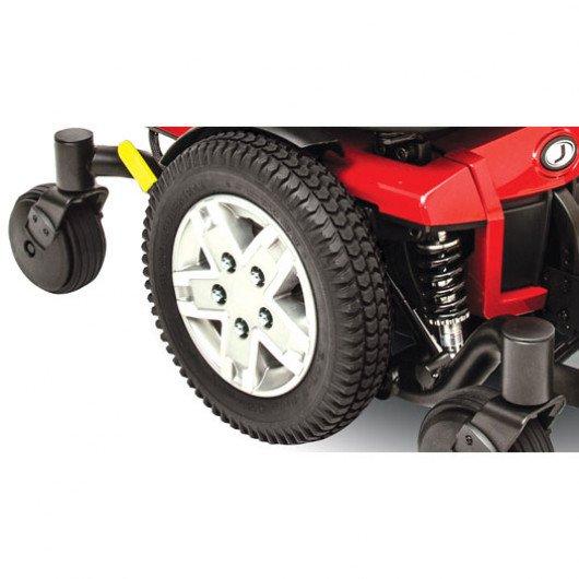 jazzy 600 es 14 inch drive wheels