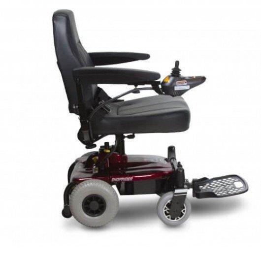 jimmie powerchair topmobility