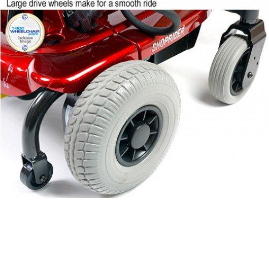 shoprider jimmie wheel