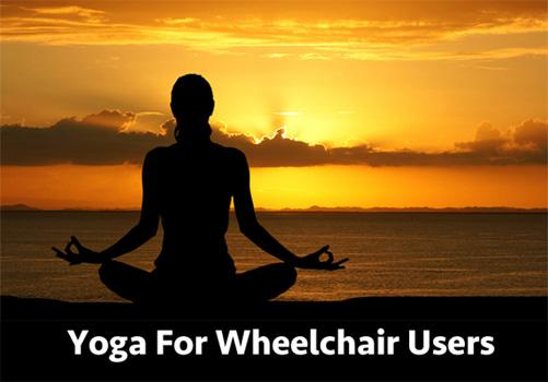yoga for wheelchair users