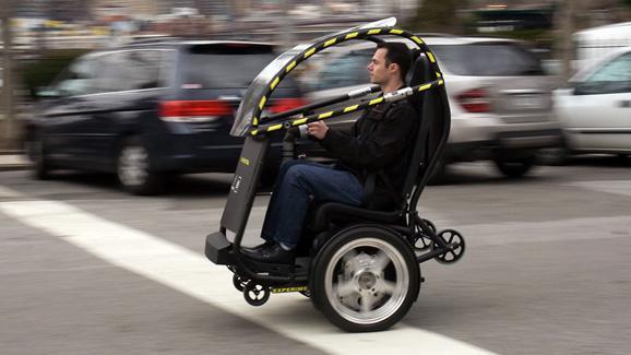 35 mph wheelchair