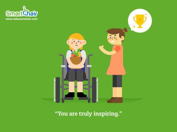 You are truly inspiring wheelchair 5d3c0ece cf32 4dee b39e bdc7de29b5d0 grande