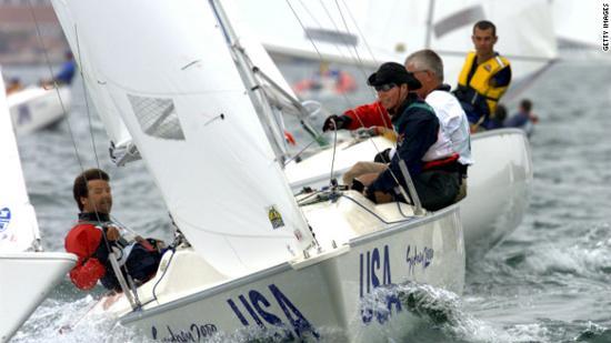 popular wheelchair sports speed sailing
