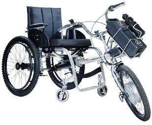 powertrike wheelchair