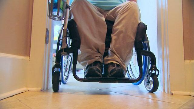 wheelchair accessible home doorways 1