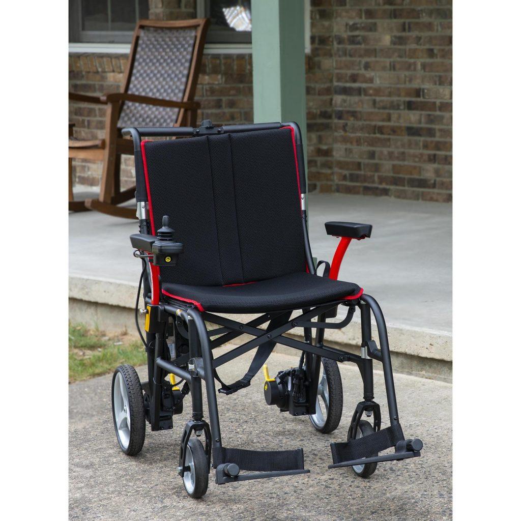 featherweigh wheelchair armrests