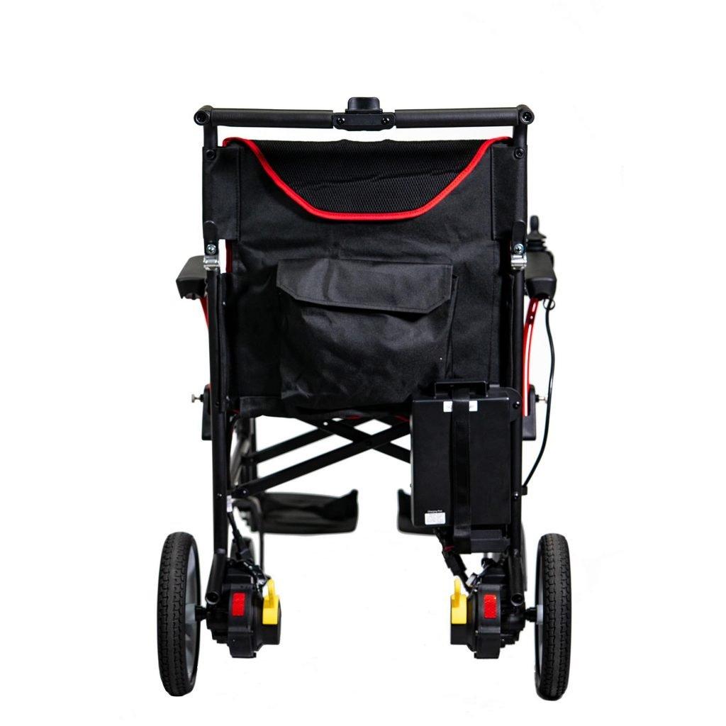 featherweigh wheelchair carry bag