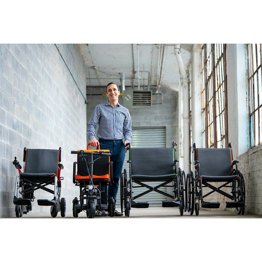 featherweigh wheelchair warranty