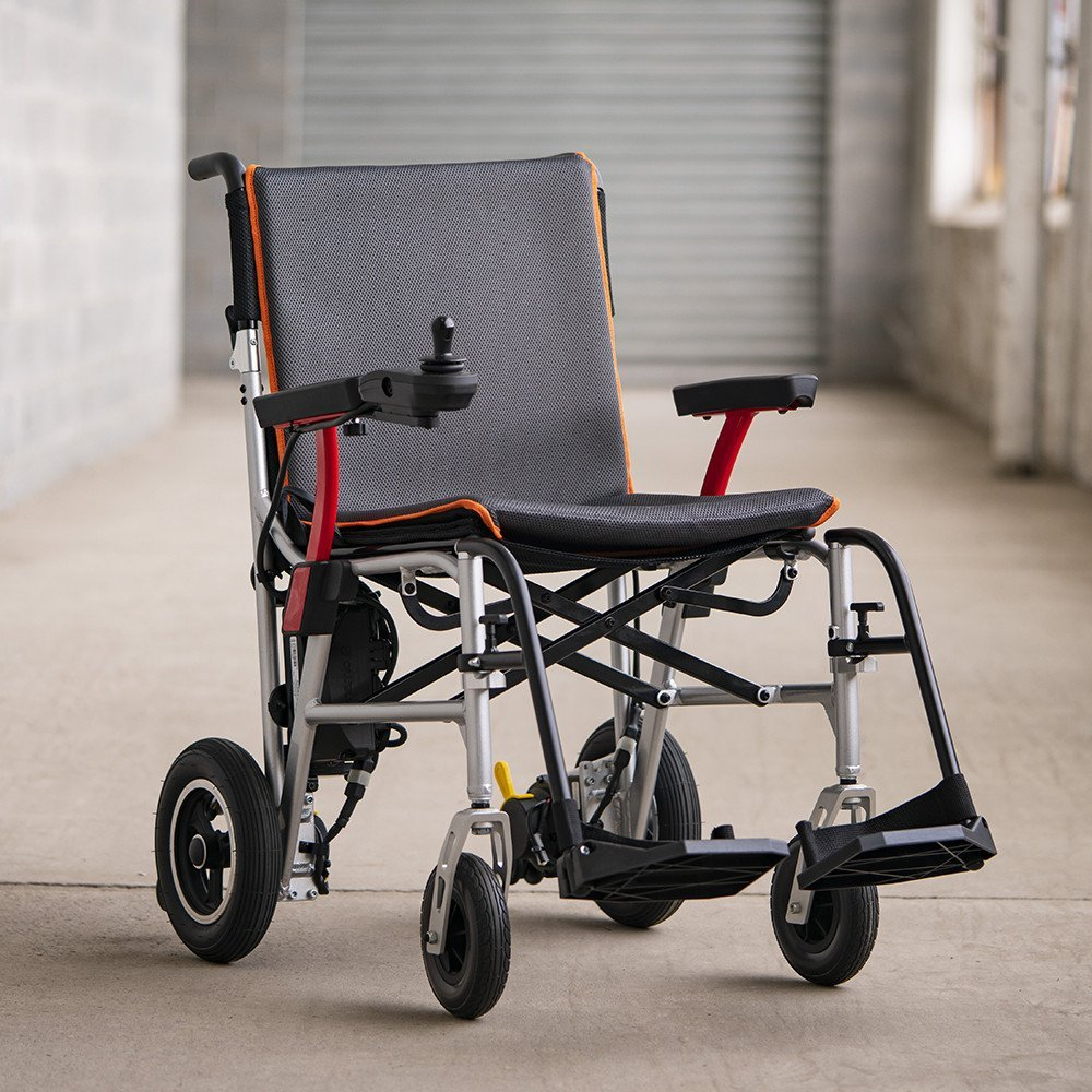 featherweight wheelchair collection